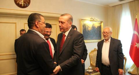 أردوغان يغادر السعودية متوجها إلى الكويت