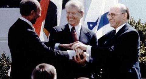 تعزيز التعاون الاقتصادي بين مصر واسرائيل