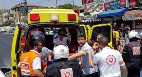 مشتبه فلسطيني طعن شابا من عرعرة في بيتح تكفا