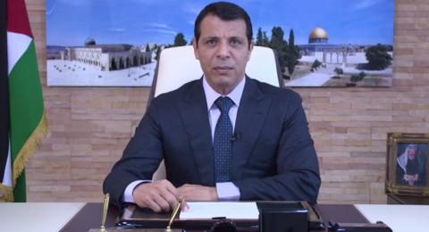 لأول مرة منذ سنوات.. دحلان يشارك في اجتماع المجلس التشريعي بغزة
