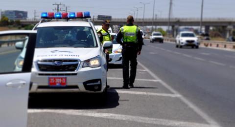 القبض على سائق من حيفا مسحوب الرخصة منذ 8 اعوام