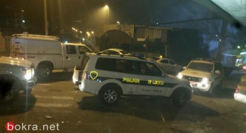 جرحى فلسطينيون في مواجهات مع القوات الإسرائيلية عند باب الأسباط في القدس