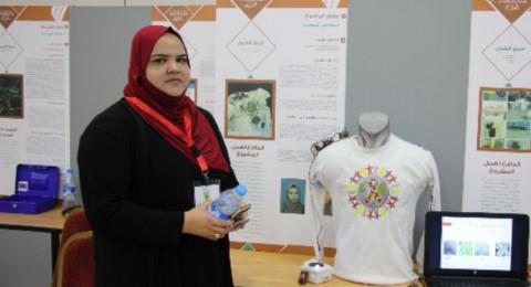 طالبتان من نابلس تطوران قميصًا ذكيًا لمرضى التوحد