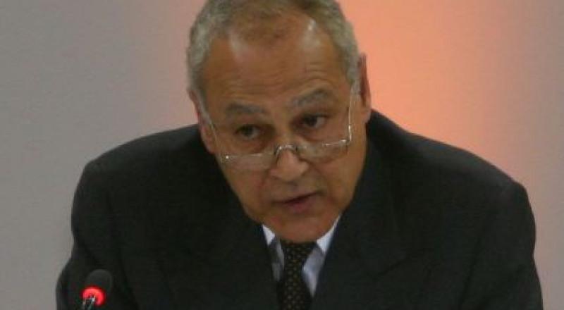 أبو الغيط: هذه هي الثوابت الأربعة بالنسبة للأزمة السورية
