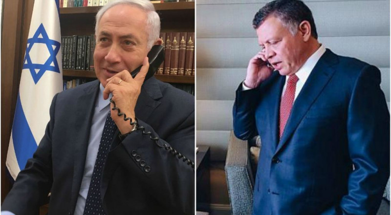 اتفاق إسرائيلي أردني على إزالة البوابات الالكترونية والإفراج عن حارس السفارة