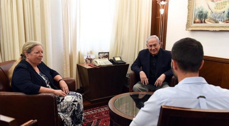 نتنياهو لقاتل الأردنيين: لقد تعاملت برباطة جأش!