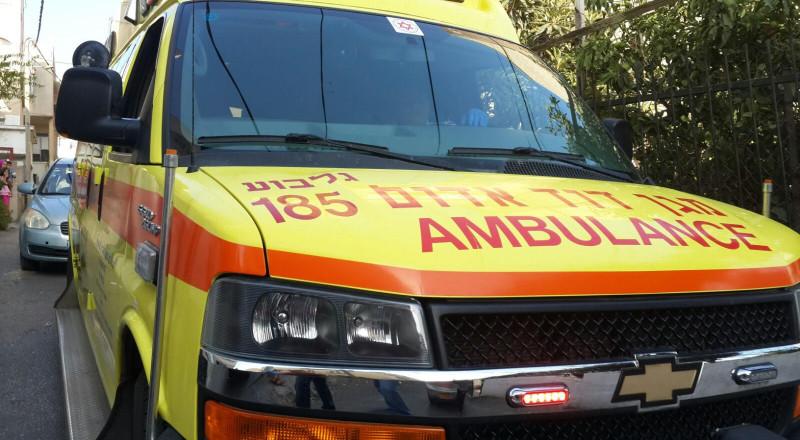 البعنة: اصابة بالغة لعامل بناء سقط عن ارتفاع 10 أمتار