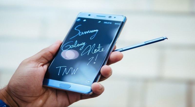 سامسونغ تخطط لاسترجاع المعادن النادرة من هواتف نوت 7