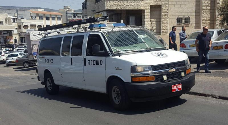 كفر مندا: اعتقال 3 شبان بشبهة التخطيط لحرق إطارات