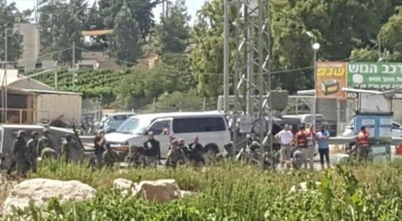 شهيد برصاص الجيش الاسرائيلي قرب بيت لحم