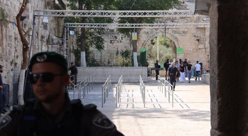 الشرطة الإسرائيلية: