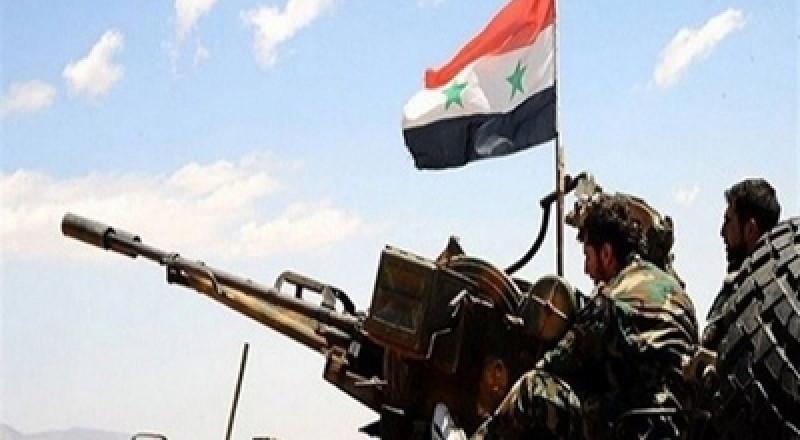 الجيش السوري يتقدم في السخنة أهم معاقل داعش في ريف حمص