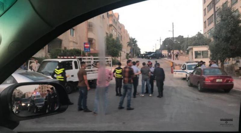 الأردن يحتجز موظفي السفارة الإسرائيلية في مقرهم بعد قتل حارسها أردنيين