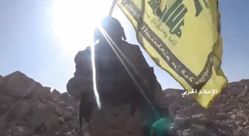 مقاتلو حزب الله يسيطرون على أهم معاقل