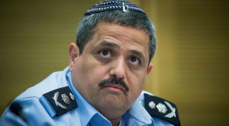 إقالة مساعد قائد الشرطة الإسرائيلية على خلفية أحداث الأقصى
