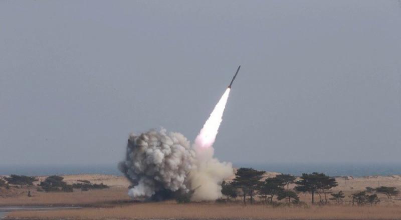 الاتحاد الأوروبي: الصاروخ الكوري الشمالي