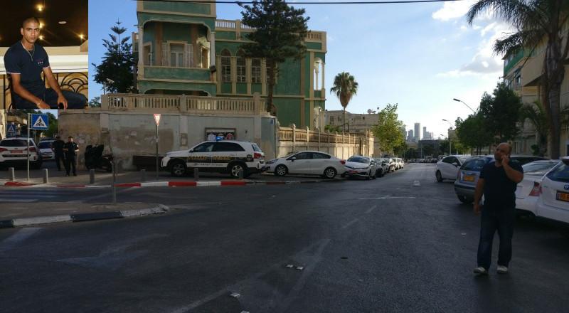 يافا – تل ابيب:مصرع مهدي جمال السعدي (٢١ عاما) واصابة اخر جراء اطلاق نار من قبل الشرطة