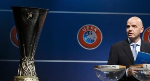 قرعة دور المجموعات من بطولة الدوري الأوروبي