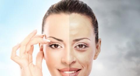 البشرة تتأثر بالحالة النفسية التي تمر بها المرأة