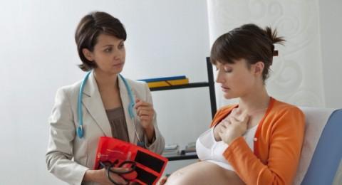 بحث: شخير الحامل مؤشر لارتفاع ضغط الدم