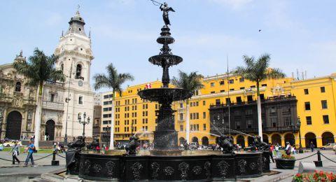 ليما عاصمة البيرو وجهة عائلية لا تفوت