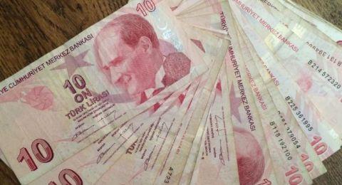 تراجع الليرة التركية مع الإعلان عن توقعات مخفضة للنمو