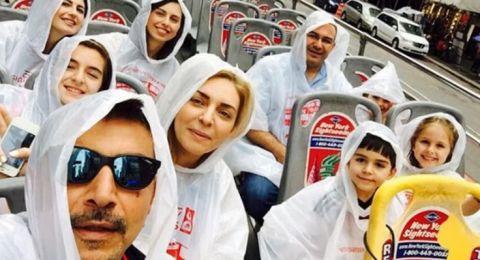 عابد فهد يعيش مع زوجته طقوساً خاصة!