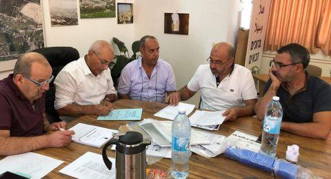 13 قائمة تخوض معركة الانتخابات لعضوية بلدية شفاعمرو واربعة مرشحي رئاسة