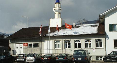 العثور على مادة متفجرة على جدار مسجد في العاصمة السويدية