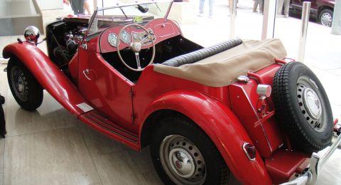 سيارة لمارلين مونرو قد تباع في مزاد بنصف مليون دولار