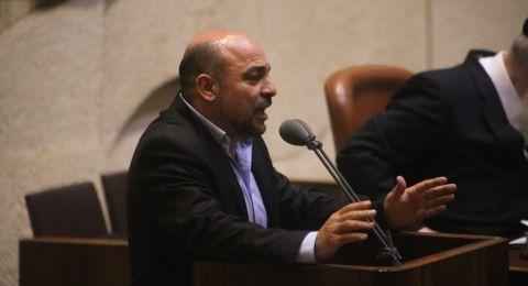 مسعود غنايم لجيلا غمليئل: متى سيتم تعيين مدير لسلطة التطوير الإقتصادي للمجتمع العربي؟
