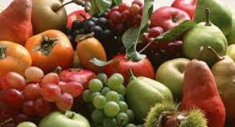 فوائد قشور الفواكه و الخضروات