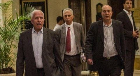 ماذا جاء في اجتماع إسماعيل هنية بوفد المخابرات المصرية؟