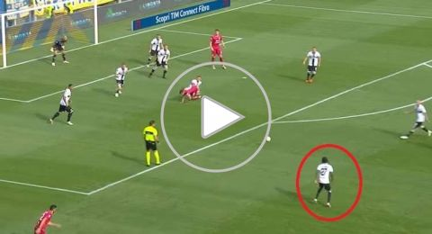 جيرفينيو يسجل هدفا
