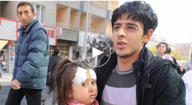 زلزال بقوة 7.3 درجات يضرب شمال شرق تركيا