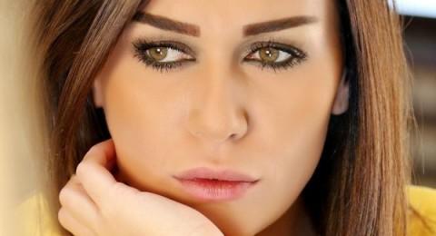 صورة نادرة من زفاف نادين الراسي الأوّل!!