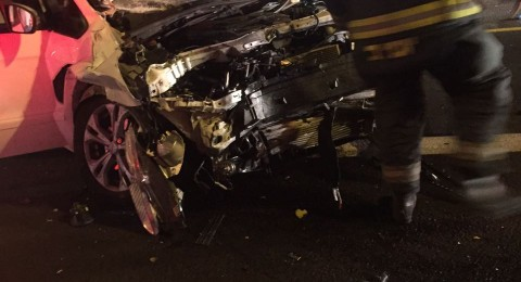 حادث طرق مروع ومصرع 4 عرب