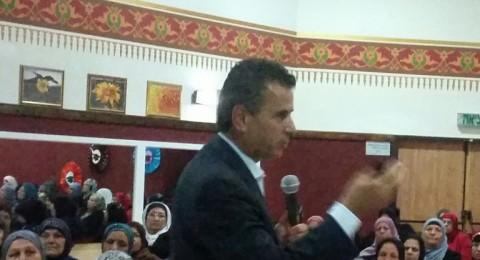 محاضرة لـ د. نادر بطو حول العلاج بالطاقة في دبورية