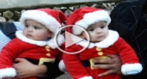الناصرة:مشاركة الآلاف بمسيرة الميلاد السنوية