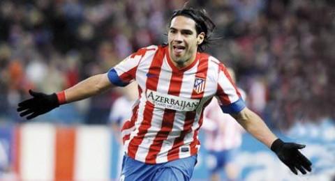 فالكاو باق لن يغادر اتلتيكو مدريد هذا الموسم