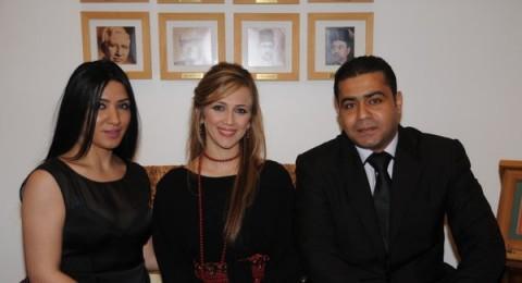 دلال أبو آمنة تغني للقدس من البحرين بمشاركة النجوم العرب