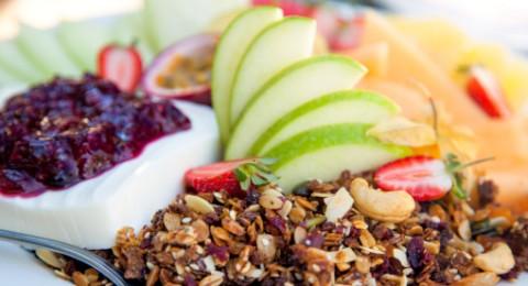اهمية الفواكة على مائدة الفطور