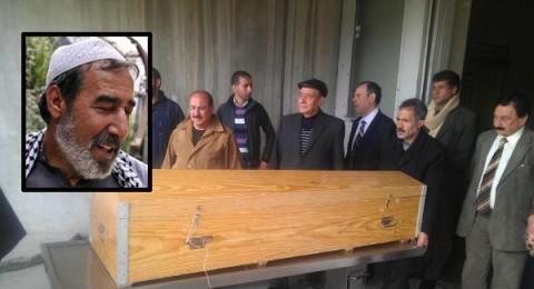 تشييع جثمان الفنان صباح عبيد مع غياب تام لفناني سوريا