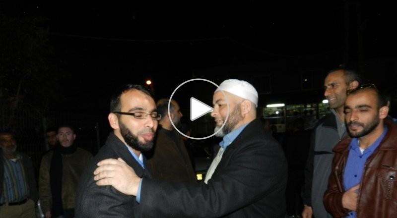 طمرة: المئات يحتفون بتحرير خالد حمدوني