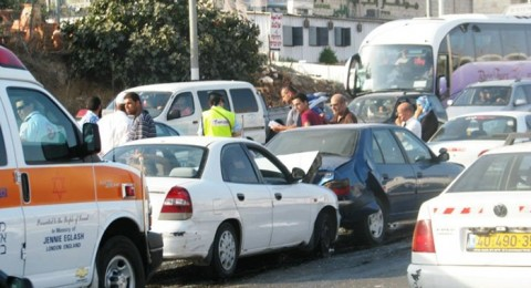 34% من مجمل قتلى حوادث الطرق، من المجتمع العربي