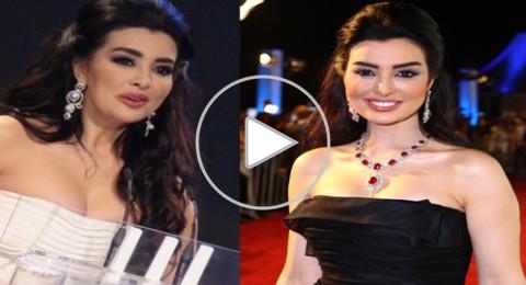 هل ميساء مغربي تعاني من المرض ؟!