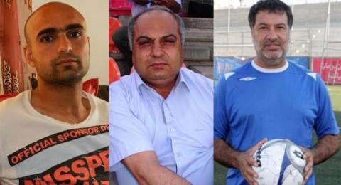 رياضيون فلسطينيون يمنحون الرجوب البطاقة الخضراء