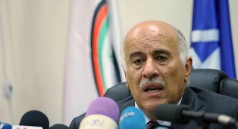 الرجوب: مصرون على نيل حقوقنا التي كفلتها لنا انظمة ولوائح الفيفا