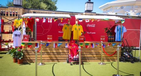 الشركة المركزية للمبيعات والتوزيع تنظم حفل التجار السنوي في المجتمع العربي بمشاركة إدارة مجموعة كوكا- كولا ومئات التجار الرائدين