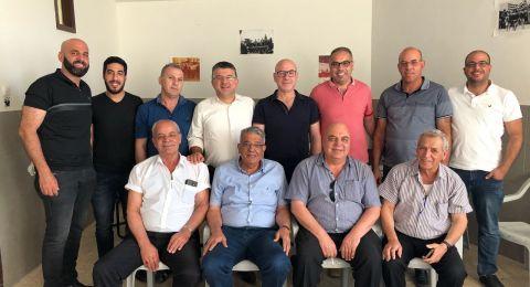 جبهة ام الفحم تنتخب سكرتيرا وتنطلق نحو الانتخابات المحلية